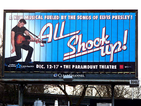 All Shook Up! National Tour